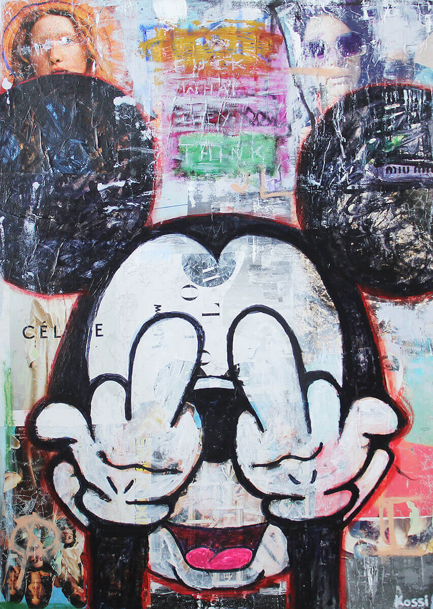 Mickey Up // Kristin Kossi (2020)